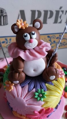 Cake design: dettaglio scultura