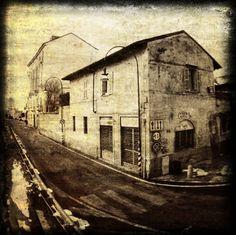 Little vintage on Naviglio, Milano