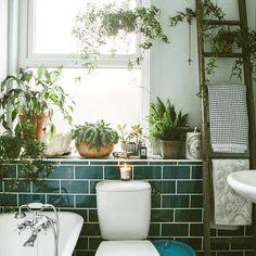 Vinter ute, vårstemning inne ☺ #grønnglede #bad #baderom #inspirasjon #bathroom #inspiration #badeka - comfortskoyen