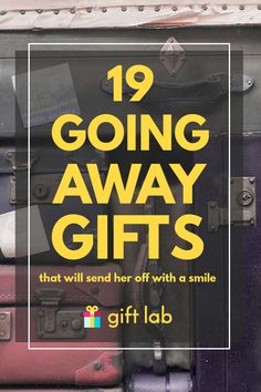 Give your favorite girl buddy a going away gift that will make her feel your love even from miles away! | going away gifts for her long distance, what to give someone moving away, farewell gift for bestfriend | #forfriends #sentimentalgifts #fungoingawaygifts