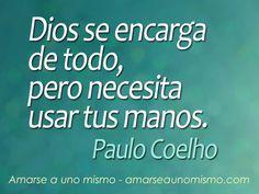 〽️️️️️️️️️️Paulo Coelho Calm, Quotes, Paulo Coelho, Words, Quotes Motivation, True Quotes, Leadership, Prayers, Quotations