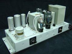 Western Electric 124 Amplifier; ここ10年で相場が跳ね上がったウエスタンで最も魅力的なパワーアンプです。