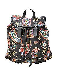 HOTTOPIC.COM - The Legend Of Zelda Stained Glass Slouch Backpack