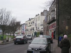 Howth, Ireland - spent some time along this street