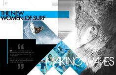 sport magazine spreads | OC Surf & Sport Magazine Spread