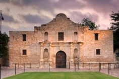 Pevnost Alamo (San Antonio, Texas)