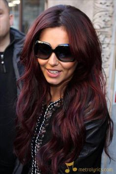 I wanna ombre my hair this color...