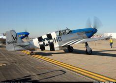 North American P-51C.  Columbus - Rickenbacker International (Lockbourne AFB / ANGB), USA - Ohio, September 2007
