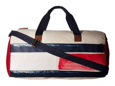TOMMY HILFIGER Simon Duffel. #tommyhilfiger #bags #shoulder bags #hand bags #canvas #crossbody #