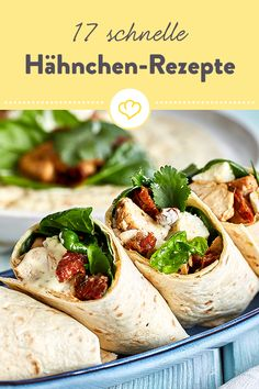 Chicken recipes for every occasion: quick and delicious - Lunch Snacks Gourmet Sandwiches, Healthy Sandwiches, Sandwiches For Lunch, Sandwich Fillings, Veggie Sandwich, Essen To Go, Sandwich Packaging, Lunch Wraps, Lunch To Go