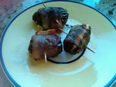 A Spicy Salty Bacon Wrapped Date for #SundaySupper #Oscars Party @Sheila Fretz Creator of Cooking Underwriter