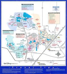 Walt Disney World Property - 2003