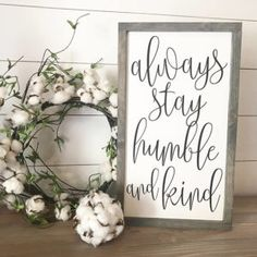 I love this one! Cute Modern Farmhouse Signs and Wall Art - Instant Farmhouse Feeling | Rustic Country Farmhouse Blog & Shop #rusticdecor #modernfarmhouse #csmaff #rcf #wallart #rusticsign