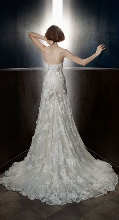 Courtesy of Galia Lahav wedding dresses; www.galialahav.com