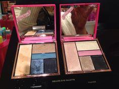 Shimmer eye shadow packs- Victorias Secret