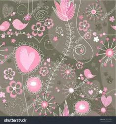 Find girly background stock images in HD and millions of other royalty-free stock photos, illustrations and vectors in the Shutterstock collection. Thousands of new, high-quality pictures added every day. Background Grey, Seamless Background, Background Images, Mary Kay, Free Vector Images, Vector Free, Wall Paper Phone, Pink Grey, Whimsical