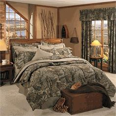 Advantage Camouflage Waterbed Sheet Sets