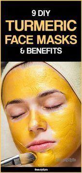 Turmeric Face Mask: Benefits and Recipes#fashiontrends #fashionformen #fashionweek #fashiongram #fashionnova #instastyles #hairsandstyles #dreadstyles #ajstyles #menshairstyles #naildesigns #nailstagram #nailfashion #nailartheaven #gardeners #AvocadoFaceMaskRecipe Face Scrub Homemade, Homemade Face Masks, Acne Face Mask, Diy Face Mask, Face Face, Ayurveda, Diy Turmeric Face Mask, Diy Masque, Face Skin Care