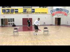 High-Intensity 3-Ball Transition Basketball Workout