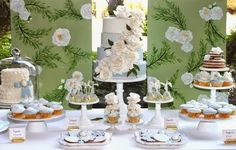 Little Big Company | The Blog: Beautiful Wedding table by Cupcake