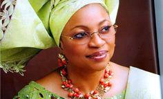 Folurunsho Alakija - Richest Black Woman In The World. Oil and Fashion