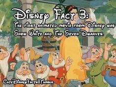 The first animated movie from Disney Disney Movie Trivia, Disney Memes, Disney Quotes, Disney Princess Facts, Disney Fun Facts, Disney Princesses, Interesting Disney Facts, Disney Characters, Disney Dream