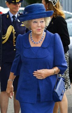 Princess Beatrix, June 28, 2014   Royal Hats.... Posted on June 29, 2014 by HatQueen....Yesterday, Princess Beatrix of the Netherlands attended 200th anniversary celebrations of the of the Dutch Bible in Utrecht.