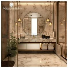 Modern Bathroom Tile, Bathroom Design Luxury, Bathroom Trends, Diy Bathroom Decor, Home Interior Design, Bathroom Ideas, Master Bathroom, Bathroom Mirrors, Bathroom Cabinets