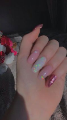 Coffin Nails, Gel Nails, Acrylic Nails, Sparkly Nails, Purple Nails, Winter Nails, Spring Nails, Bellybutton Piercings, Cute Instagram Pictures