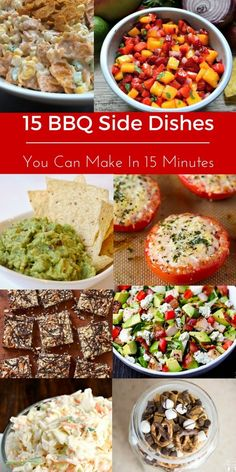 15 BBQ Side Dishes Y