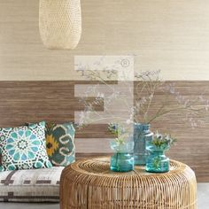 Natural Wallcoverings - Collectie - Behang - Collectie:Natural Wallcoverings