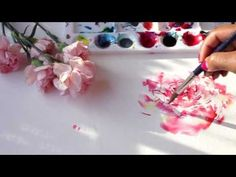 HOW TO STOP OVERTHINKING AS AN ARTIST-Kris Key- beautiful painting & words of encouragement