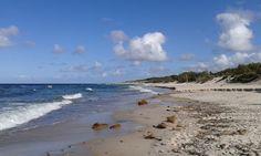 Baltic seashore in September