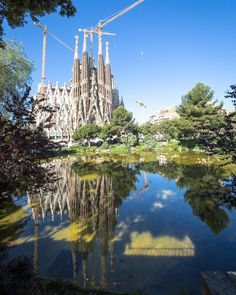 #sagradafamilia #barcelona #spain #travel #travelphotography #travelling #traveller #instagood...