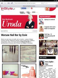 Blog magazynu InStyle