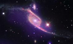 Chandra :: Photo Album :: NGC 6872 :: December 10, 2009