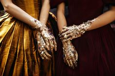 Golden hands by bella kotak photography