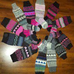 Strikkasokker socks knitting strikking