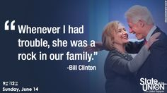 Clinton opens up about his relationship with Hillary - CNNPolitics.com