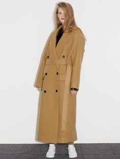 xxl camel coat