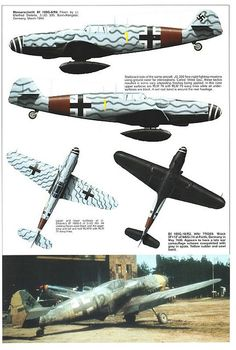 Bf 109 G, G12 and K variants (9) | Flickr - Photo Sharing!