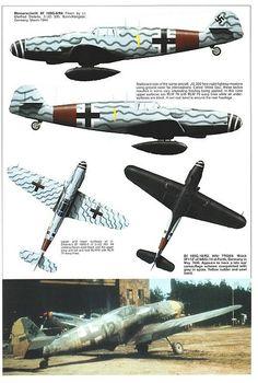 Bf 109 G, G12 and K variants (9) | Flickr - Photo Sharing!