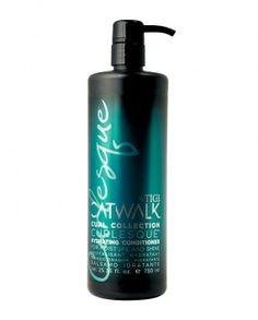 Tigi Catwalk Curlesque Hydrating Conditioner Tween 750ml