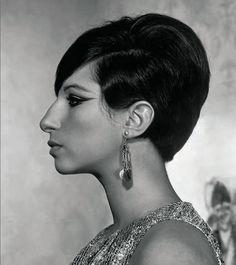 Barbra Streisand 1960's | Barbra Streisand, American actress, singer and composer, c. 1960s ...