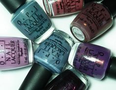 OPI Spring 2012 Holland Collection