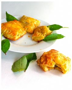 Samosa Puffs - Curry of a Life