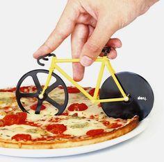 Cortador de Pizza Bicicleta Fixie
