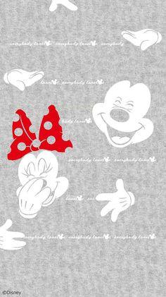 Mickey And Minnie Love, Mickey Mouse Art, Mickey Mouse And Friends, Mickey Mouse Wallpaper Iphone, Cute Disney Wallpaper, Iphone Wallpaper, Deco Disney, Disney Mickey Mouse, Disney Art