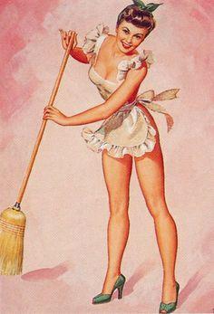 Desperate housewife? Nope! malinmaskros, via Flickr