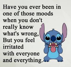 I've been feeling this way a lot lately<<< thats called sensory overload, it's a symptom of anxiety Funny True Quotes, Funny Relatable Memes, Cute Quotes, Funny Texts, Lilo And Stitch Quotes, Disney Quotes, Mood Quotes, Just In Case, Inspirational Quotes